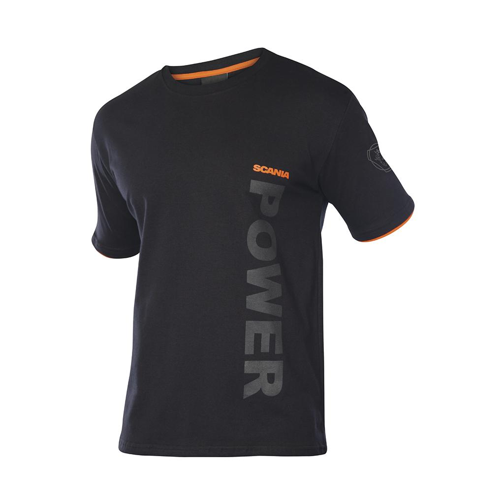 Remera Power vertical